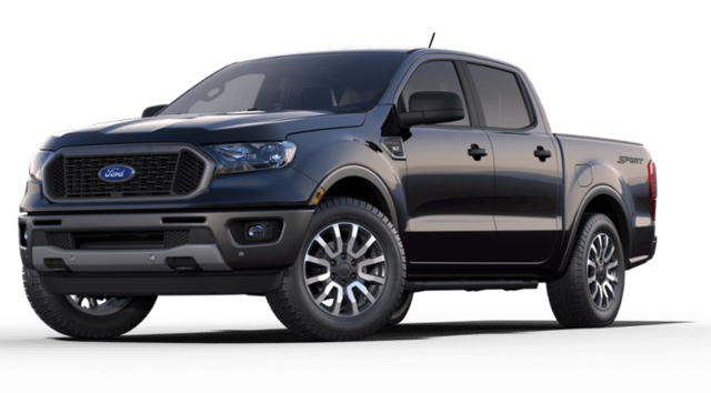 2019 Ford Ranger XLT Truck near Charleston, SC